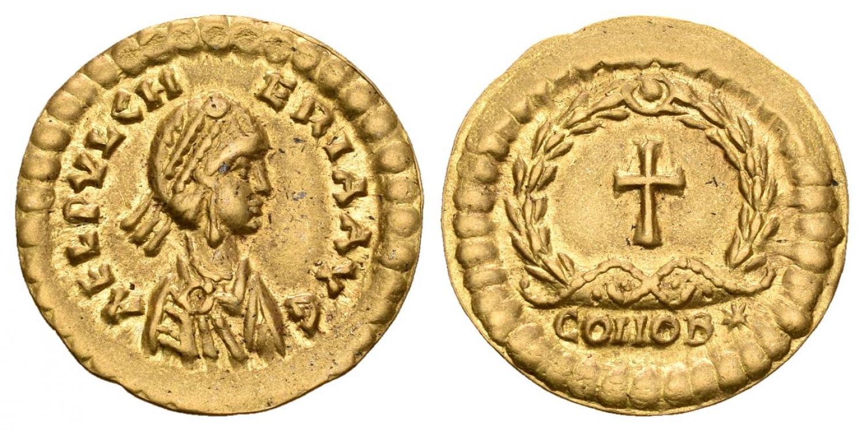 Faux moderne : Solidus de Constance II 41431611
