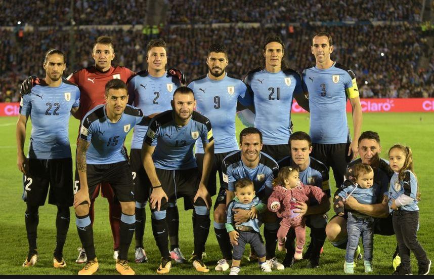 Mondial 2018 - Page 2 Urugua10