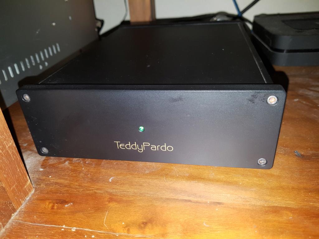 Naim Supernait, Teddy Cap Mk3 and NACA 5 Cables 20190311