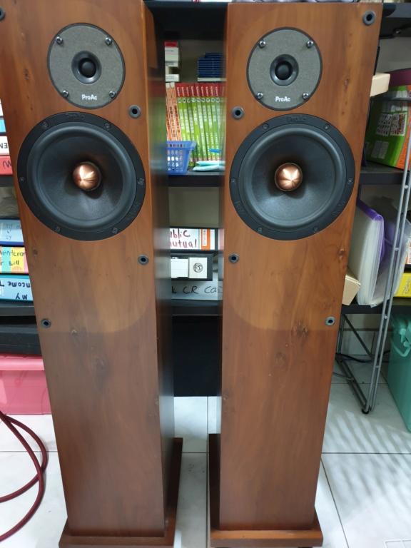 ProAc Response D15 Floorstand Speakers 20191010