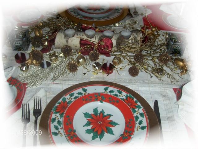 Déco: Centre de table de Noël _6021010