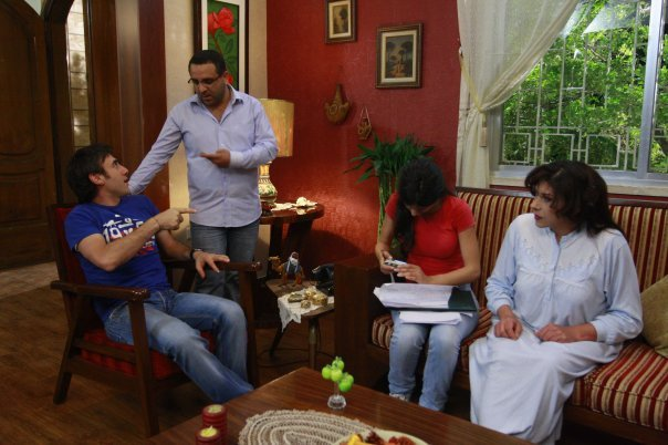 New pictures about the episode sou3ad & nouhad... 6575_210