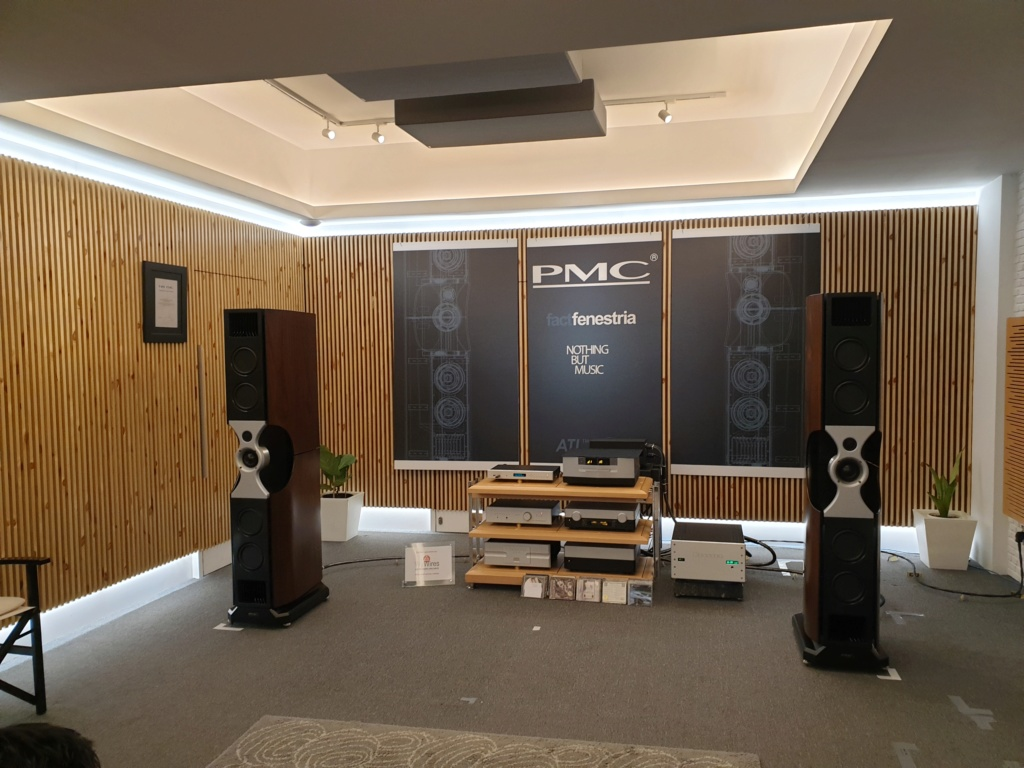 AV Designs launches PMC's high-end Fenestria loudspeakers in Malaysia 20181119