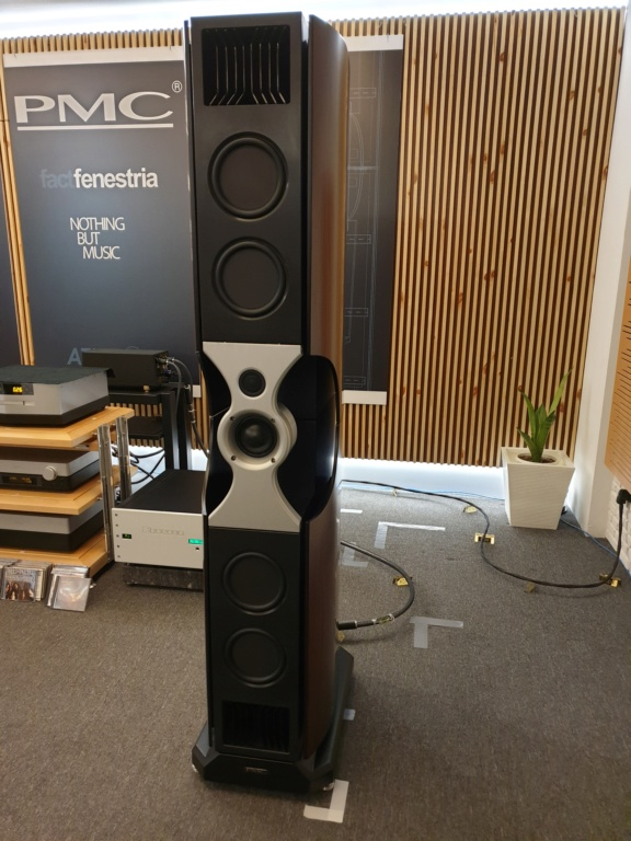 AV Designs launches PMC's high-end Fenestria loudspeakers in Malaysia 20181122