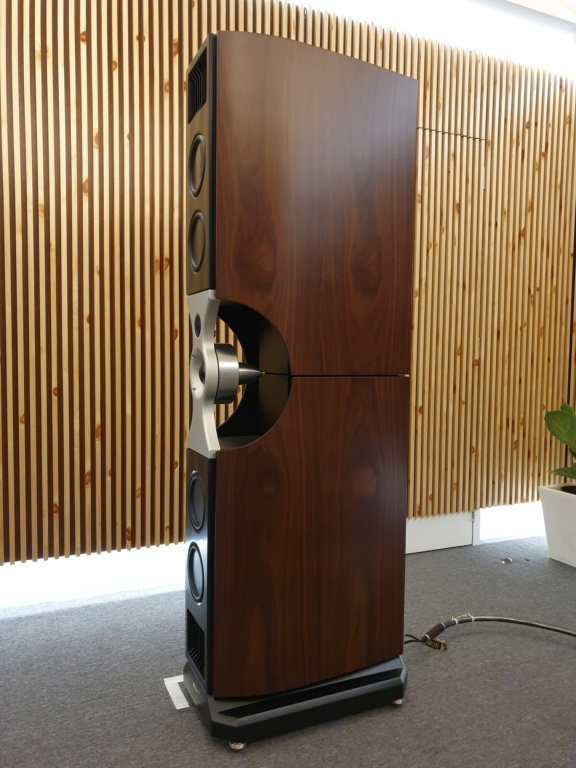 AV Designs launches PMC's high-end Fenestria loudspeakers in Malaysia 20181125