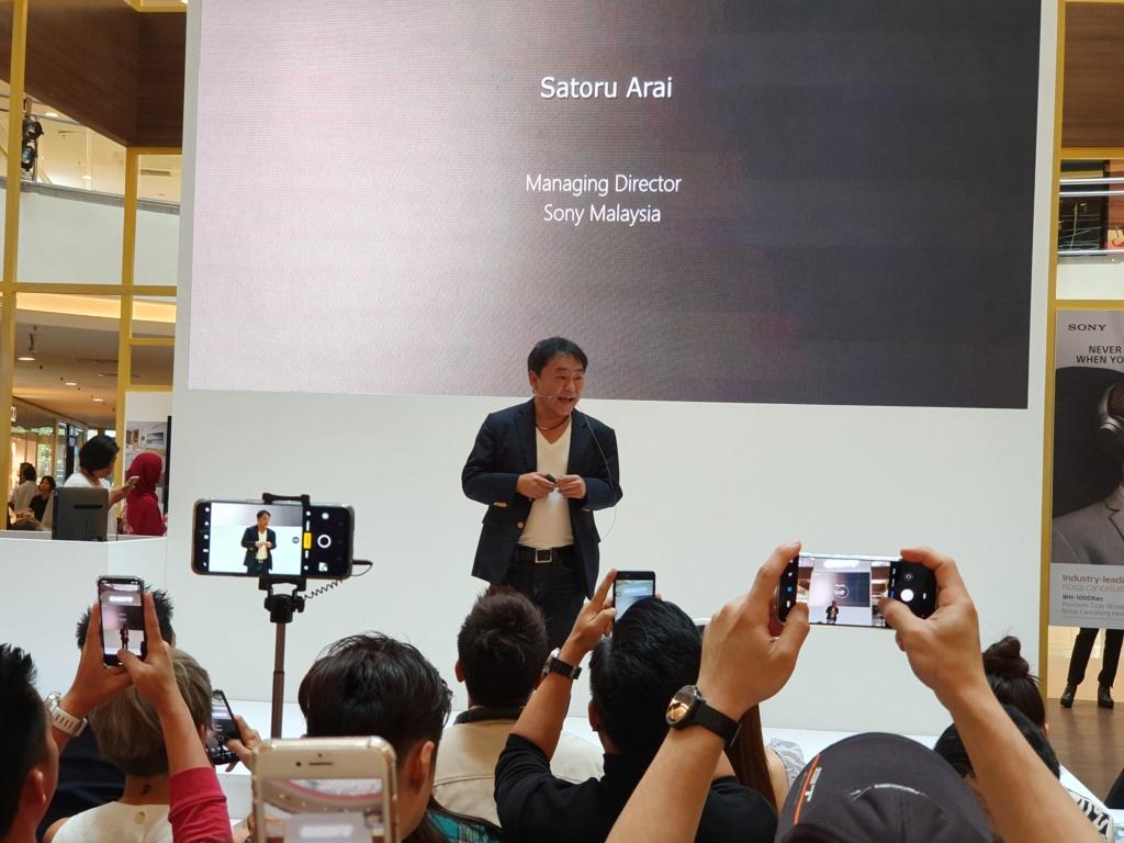 Sony Malaysia launches WF-1000XM3 wireless NC headphones 20190812