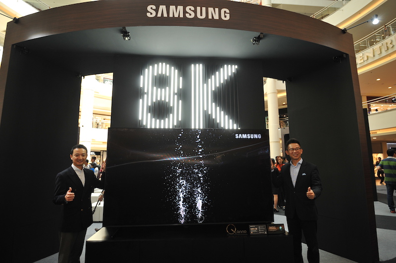 Samsung unveils first 8K TVs in Malaysia - 98-inch model is RM299,999 410