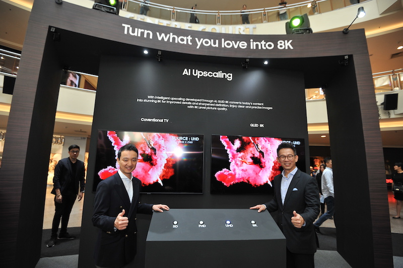 Samsung unveils first 8K TVs in Malaysia - 98-inch model is RM299,999 510