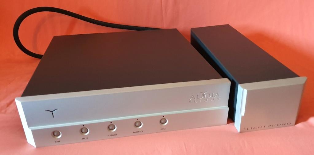 Audia Flight Phono (used) SOLD Audiaf10