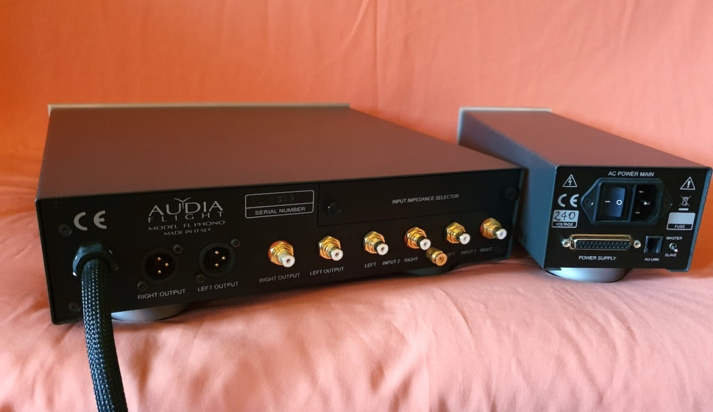 Audia Flight Phono (used) SOLD Audiaf11