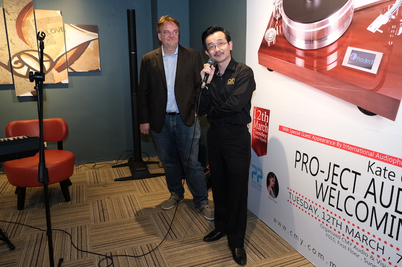 Pro-Ject Audio Systems' new distributor is CMY Audio & Visual Cmy_bo10