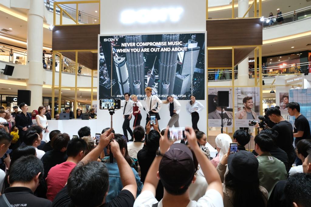 Sony Malaysia launches WF-1000XM3 wireless NC headphones Dscf0211