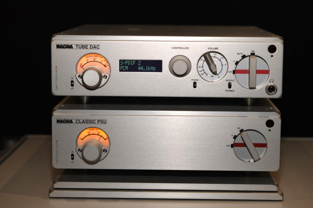 New NAGRA DACs launched in Malaysia Dscf0312