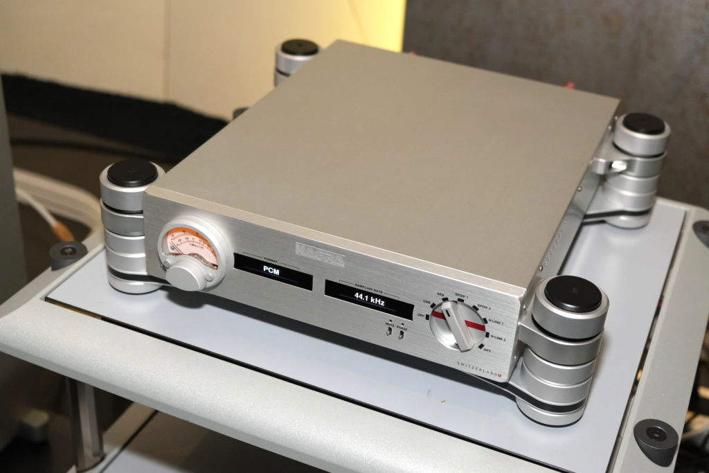 New NAGRA DACs launched in Malaysia Dscf0313