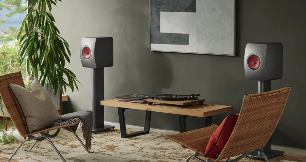 KEF LS50 Wireless II speakers - now playing at Perfect Hi-Fi Kef_ls11