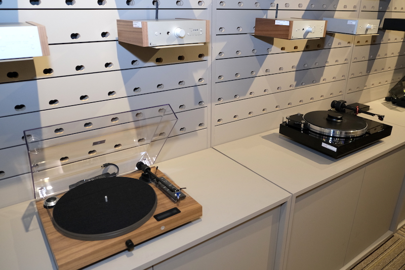 Pro-Ject Audio Systems' new distributor is CMY Audio & Visual Pro-je11