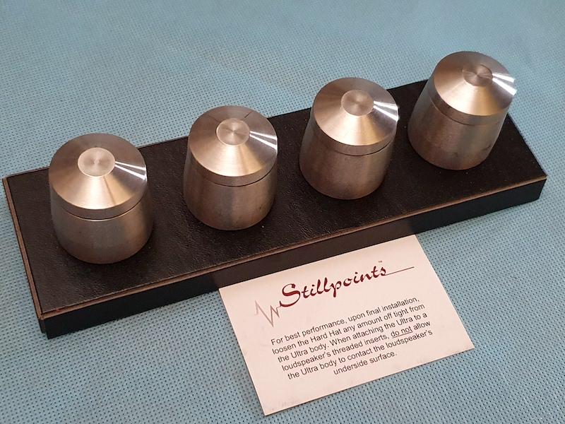 Stillpoints Ultra SS isolators (set of 4/used) SOLD Stillp11