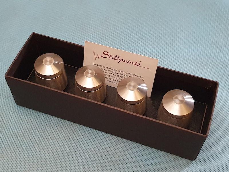 Stillpoints Ultra SS isolators (set of 4/used) SOLD Stillp12