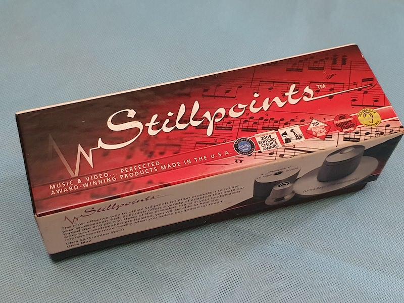 Stillpoints Ultra SS isolators (set of 4/used) SOLD Stillp14