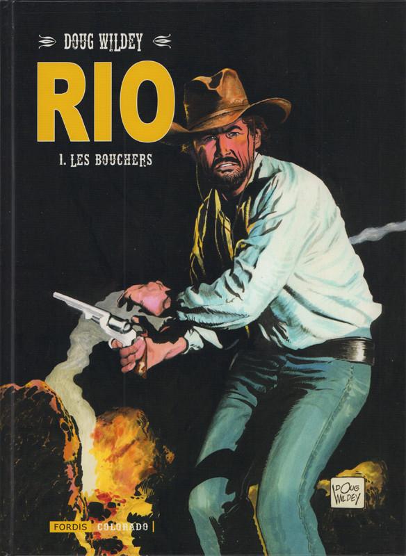 Rio par Doug Wildey Rio-co10