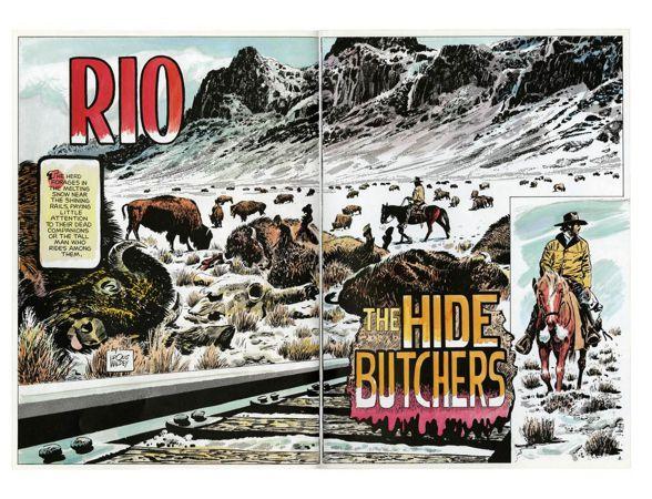 Rio et autres BD de Doug Wildey Rio-do10