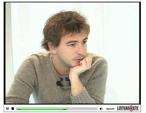 "Vidéo ""l'internaute"" du 16 novembre Renan10"