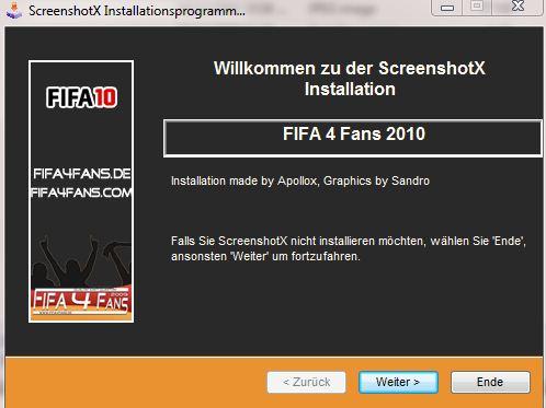 Utilidades Screen10