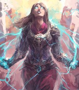 Le Fléau de Naggaroth - RPG avec système d'expérience Magici10