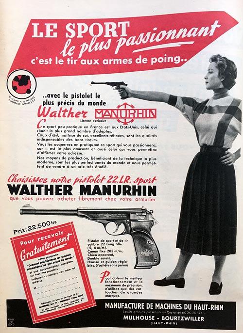 Anciennes publicités Walther Pub-wa11