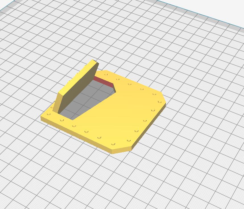 Début d'impression 3D avec l'imprimante sur la CR10S Captur10