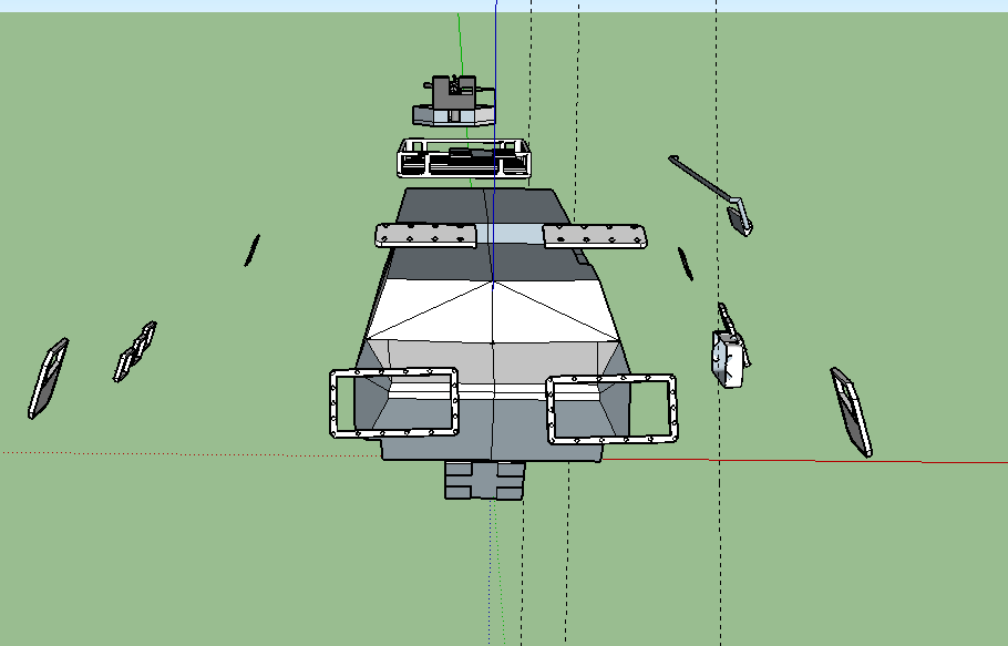 Projet scale Big max Vbt_me11