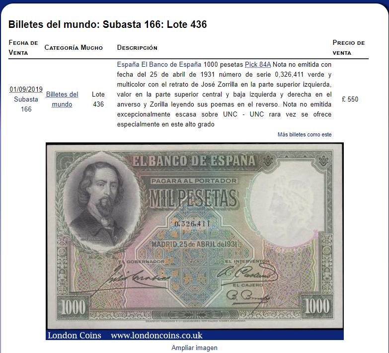 GRANDES MISTERIOS (I) - Tacos existentes 1000 pesetas 1931 Zorrilla - Página 4 15c7e310