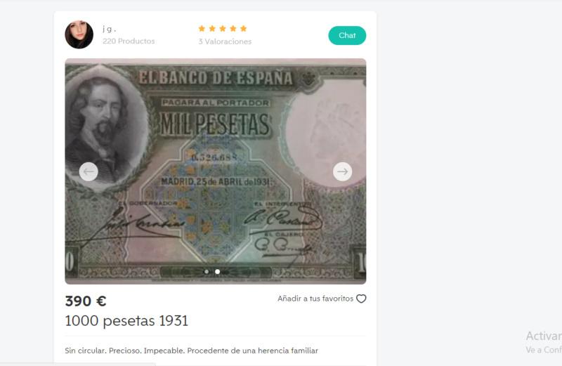 1000 Pesetas Jose Zorrilla precios y estimaciones  - Página 2 9f6b1410