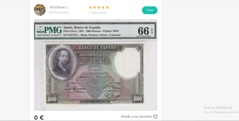 1000 Pesetas Jose Zorrilla precios y estimaciones  - Página 2 C138da10
