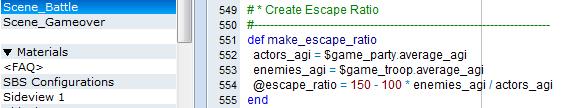 [Résolu]Fuite Escape10