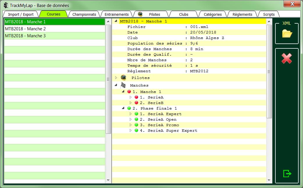 L'interface utilisateur 0414