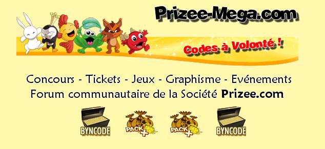 Prizee-Mega