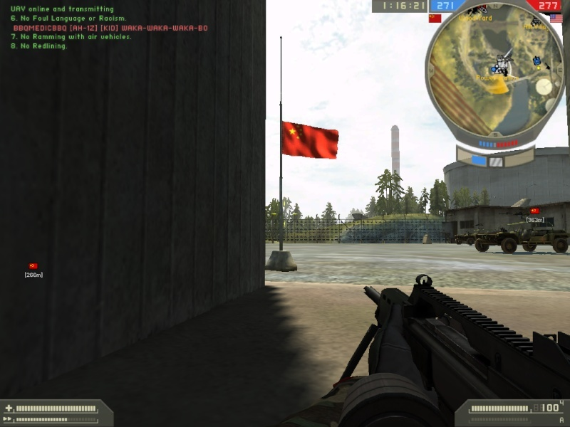 Screenshots Bf2-2011