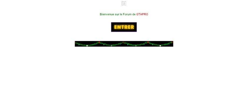 Astuce : Créer une page de chargement à l'entrée de son site ! Gtapro10