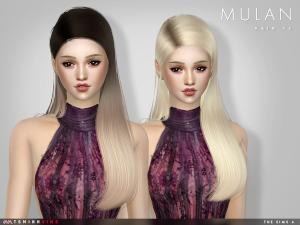 Женские прически (длинные волосы) - Страница 32 Utan_103