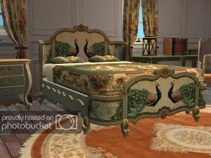 Спальни, кровати (антиквариат, винтаж) - Страница 12 Utan_138