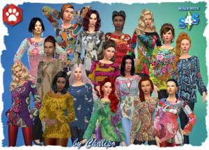 Повседневная одежда (платья, туники) - Страница 52 Utan_n20
