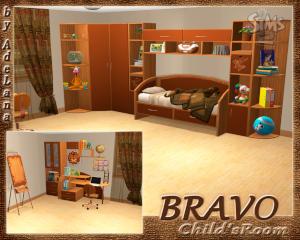 Комнаты для детей и подростков - Страница 9 Utan_n24