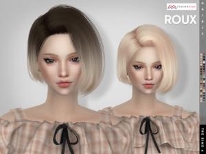 Женские прически (короткие волосы) - Страница 17 Utan_n47