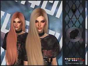 Женские прически (длинные волосы) - Страница 32 Utan_n50