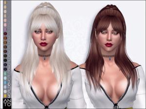 Женские прически (длинные волосы) - Страница 32 Utan_n57