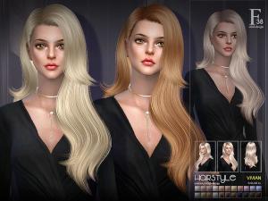 Женские прически (длинные волосы) - Страница 32 Utan_n63