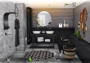 Ванные комнаты (модерн) - Страница 6 Uten_103