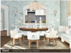 Кухни, столовые (деревенский стиль) - Страница 4 Uten_107