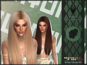 Женские прически (длинные волосы) - Страница 34 Uten_121